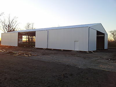 50x90x16 Farm, Agricultural, Post Building, Pole Barn, many sizes, nationwide