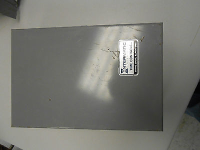 INTERMATIC MODEL T7401B 7 DAY DIAL TIME SWITCH 4 POLE SINGLE THROW
