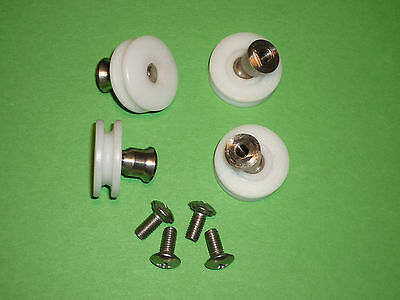 Shower Door Rollers, Wheels, Runners  4 x SR65b