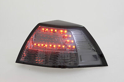Holden Commodore VE SERIES 1  AND SERIES 2 NEW DESIGN ALL SMOKE LED TAIL LIGHTS