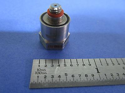 Columbia Research Model 5012 Piezoelectric Accelerometer Calibration Vibration