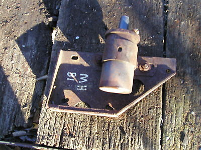 Massey Harris 81 Tractor Continental Motor Engine Mh Coil Holder Mount Bracket