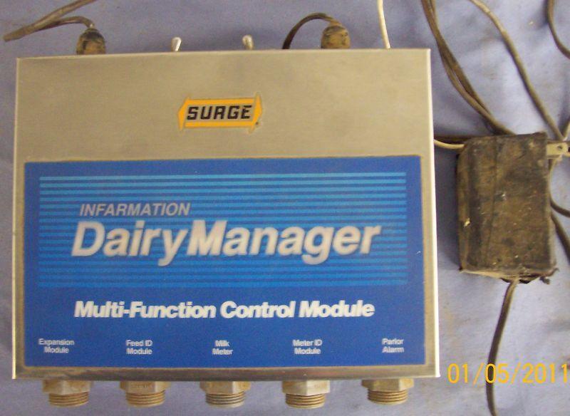 Surge Infarmation Multi-function Control Module 48012