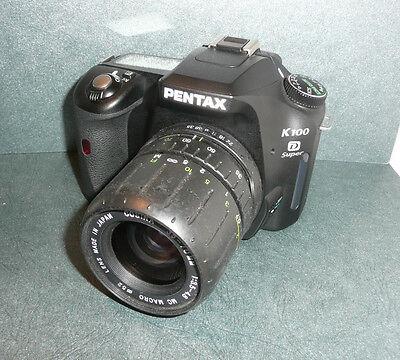 MANUAL FOCUS COSINA 35-70mm ZOOM LENS FITS PENTAX FILM & DIGITAL SLRs
