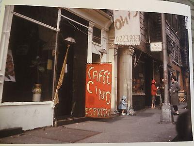 1962 Caffe Cino 31 Cornelia St Gay Greenwich Village NYC New York City Photo