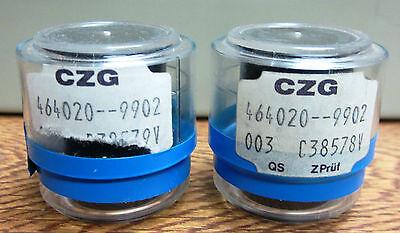Zeiss Kpl 10x16 Eyepieces Pair  Barrel Diameter 23.2 Mm