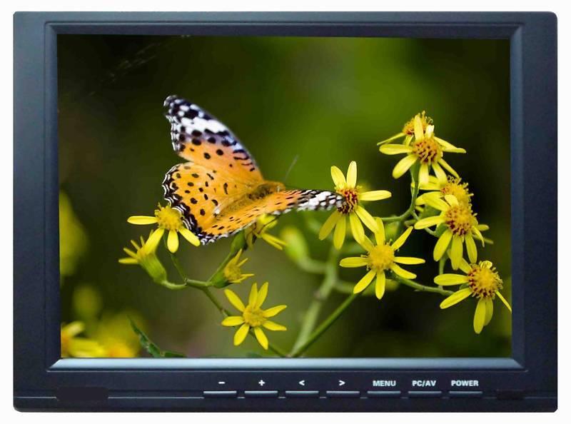 """LILLIPUT 10.4"""" FA1045-NP/C Teleprompter Reversing  VGA MONITOR DVI,HDMI INPUT"""