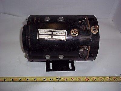 3021966 Hyster Forklift Rebuilt Motor 36-48 Volt Dlr-008404