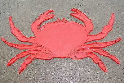 Dungeness Crab Concrete Stamp Decorative Concrete Stamping