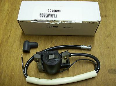 Wacker Rammer Jumping Jack Tamper Ignition Coil Magneto Fits Bs45y 52y 60y