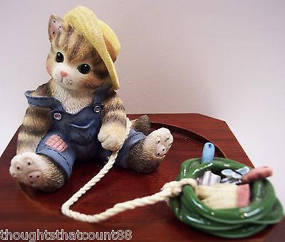 Calico Kittens A LABOR OF LOVE 295582 MIB *HTF 1997 * FREE USA SHIPPING