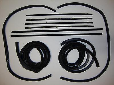 1967-1972 Chevrolet GMC Pickup Truck Door Weatherstrip Seal Kit