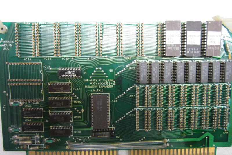 USED AVTRON A11514 MEMORY EXPANDER