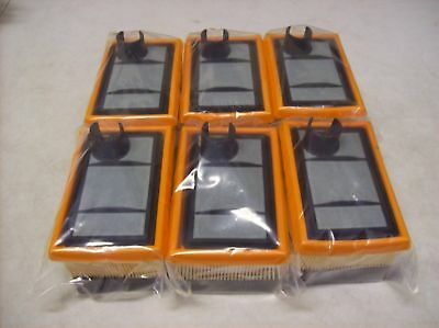 Stihl Ts400 Air Filter Set Pack Of 6 Aftermarket - Fits Ts 400 Stihl Cutoff Saw