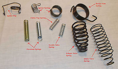 10 Piece Spring Set For John Deere 1-12 Hp Type E Hit Miss Gas Engine