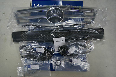 Mercedes Benz C Class C250 C300 C350 Sports Grille Conversion Kit Genuine w204