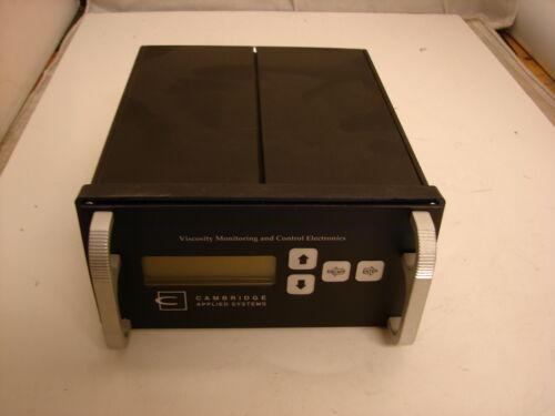 CAMBRIDGE BCC-323 DIGITAL VISCOSITY MONITOR/CONTROL ***XLNT***