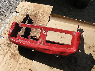 Farmall 460 Utility Tractor Front Nose Cone Top Grill Mounting Holder Bracket