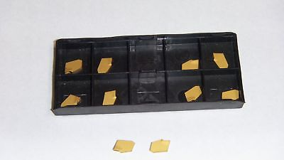 New 10pcs Gtn-2 Tin Carbide Inserts