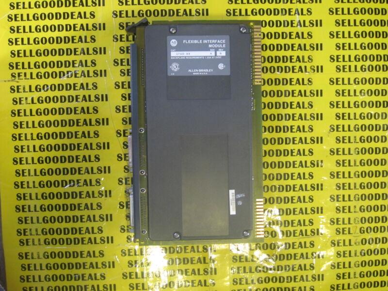 Allen Bradley 2760-RB A Flexible Interface Module 2760RBA  AB Used