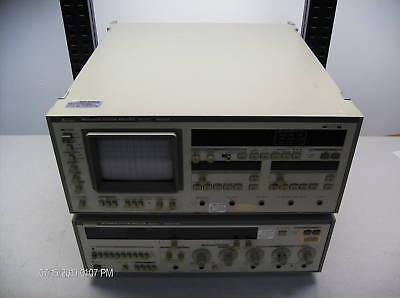 Anritsu Me453c Microwave System Analyzer Transmitter Receiver