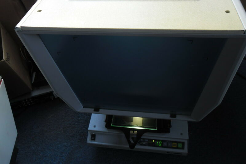 Bell Howell Compact 4000 Reader and Printer Model MC 1000 RVSL