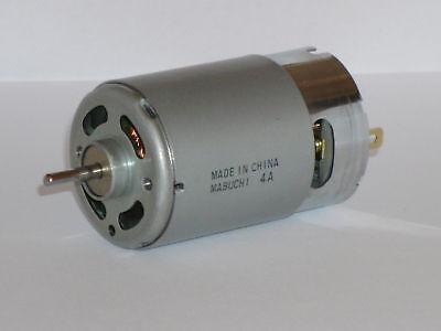 New Mabuchi Rs 555 Ph High Torque Motor Generator 12v