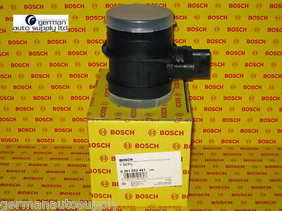 Volkswagen Air Mass Sensor, MAF - BOSCH - 0281002461 - NEW OEM VW MAF