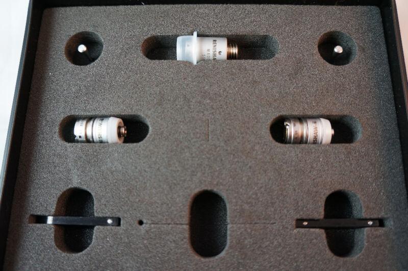 Renishaw TP20 CMM Probe Kit 4 New In Box 2 Stylus Modules with Warranty