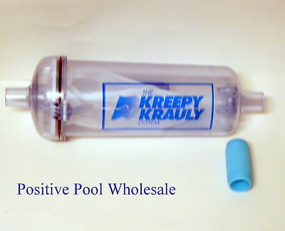 Pentair Leaf Trap Kreepy Krauly Cleaner 186 R211084K ()