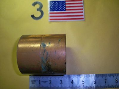 3 - Coupling  Copper Solder Sweat Type Plumbing Fitting New Old Stock