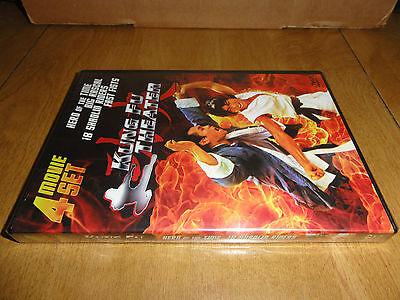 Kung Fu Theater - Hero Of The Time, Big Rascal, 18 Shaolin Riders, Fast Fists,