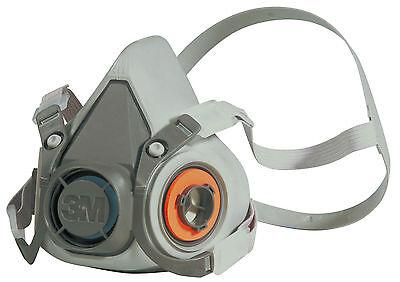 FFP3 P3 FFP2 P2 A2 Maske 6100 3M Atemschutzmaske Partikelmaske Größe S