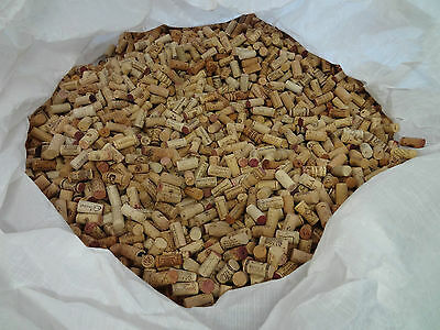 200 WINE CORKS variety of brands - USED - FREE shipping via USPS Priority Mail