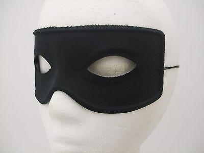 Kostüm Augenmaske Einbrecher Überführen Haken Bandit Schwarz von (Einbrecher Kostüm Maske)