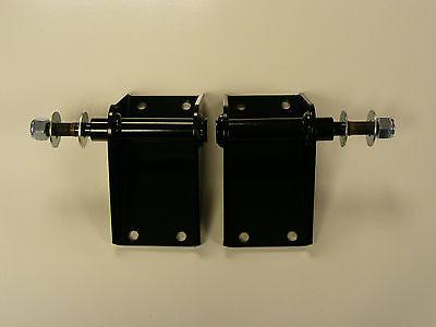 Classic Mini Standard Front Shock Absorber Mounts x2 heavy duty bracket damper
