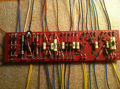 Hand Wired JCM800 2204/2203 50W &100W Turret Board,Sozo,Mallory,Alan Bradley for sale  Shipping to Canada