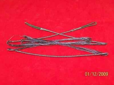 """Oneida Bow String 47 1//8/"""" Flo Green /& Flo Yellow 18 Strand Omni 8125"""
