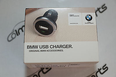 BMW USB CHARGER ADAPTER 65412166411