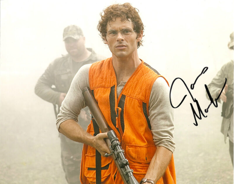 Straw Dogs James Marsden Autographed Signed 8x10 Photo COA