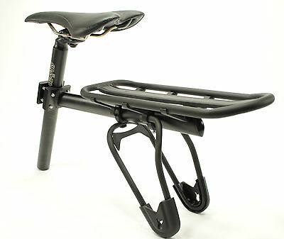 Mountain Bike Full Suspension Seatpost Mounted Rear