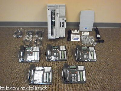 Nortel Norstar Cics Business Phone System 5 T7316 Caller Id Call Pilot Vm