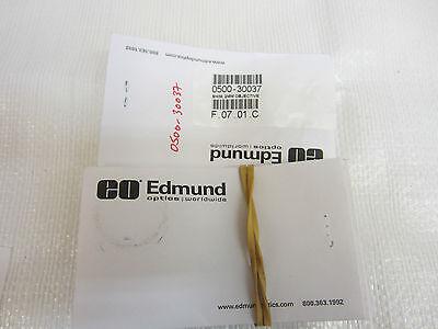 Edmund Optics Brass Spacer Rings Nt58-739 2mm 10 Pcs