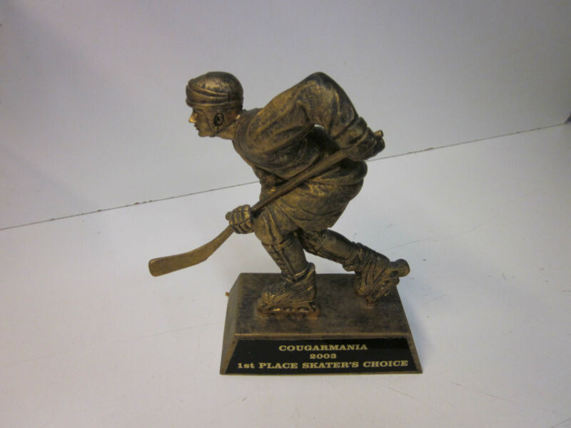 Cougarmania 2003 Ice Hockey Trophy