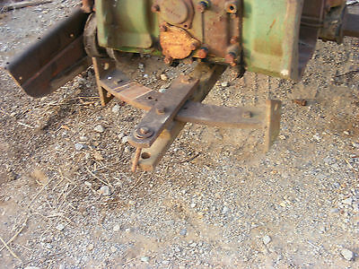 Antique John Deere 420 430 Dozer Crawler Draw Bar Frame Farmerjohnsparts
