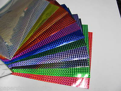 Prism Sign Vinyl Sample Pack 3 X 4 Inch Sheets Free Sh For Usa