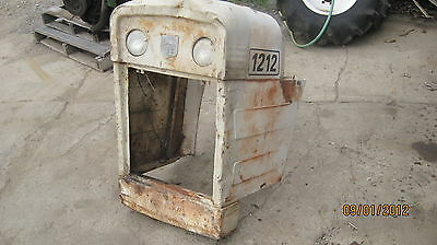David Brown 1200 Late 1210 1212 K962333 Front Cowl Radiator Cover