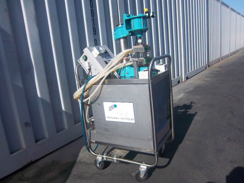 C-flex Heated Platten Type Tube Sealing System W/chiller And Plc