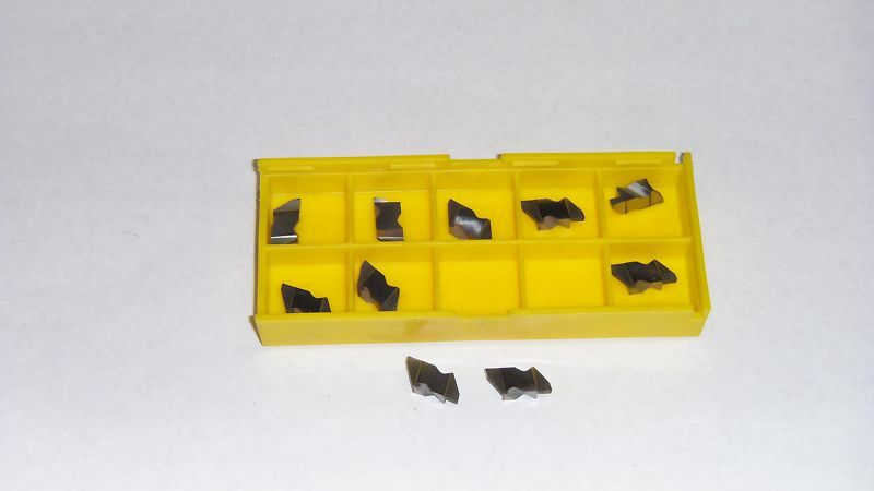 NEW 10PCS NG 2062R C2 CARBIDE INSERTS