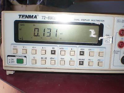 Tenma 72-6900 Digital Multimeter